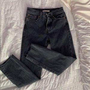 Levi's skinny jeans size 24